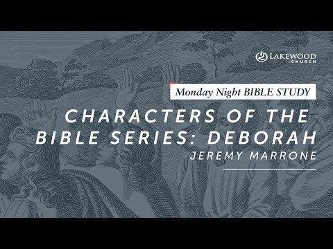 Jeremy Marrone - Characters of the Bible Series: Deborah (2019)