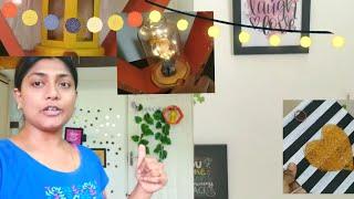 VLOG : வாங்க என்னோட YOUTUBE ( OFFICE)  Room பார்கலாம் | Room Tour | DIY Decoration IDEAS