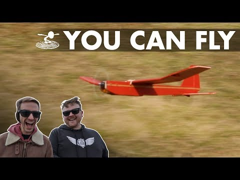 Learning to fly is easier than ever! | Flite Test Tiny Trainer - UC9zTuyWffK9ckEz1216noAw