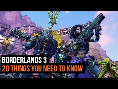 Borderlands 3: We've played it! - 20 Things You Should Know - UCk2ipH2l8RvLG0dr-rsBiZw