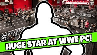 ⚠ NEWS: HUGE STAR SPOTTED AT WWE PERFORMANCE CENTER