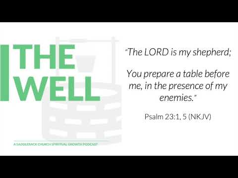 E12 The Table and My Enemies (Psalm 23:1, 5)