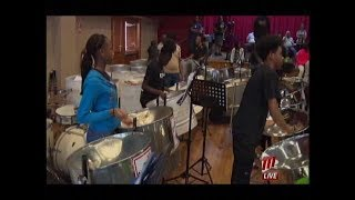 Caribbean Students Prep For CARIFESTA Country Night