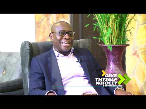 PreConference Interview with Bishop Ato Dickson(Give Thyself Wholly Conference)