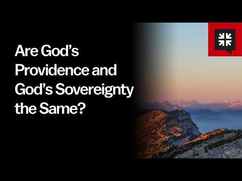 Are Gods Providence and Gods Sovereignty the Same? // Ask Pastor John