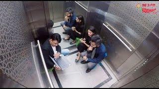 Lift Mein Office Meeting | Part 5 | RJ Naved | Mirchi Murga