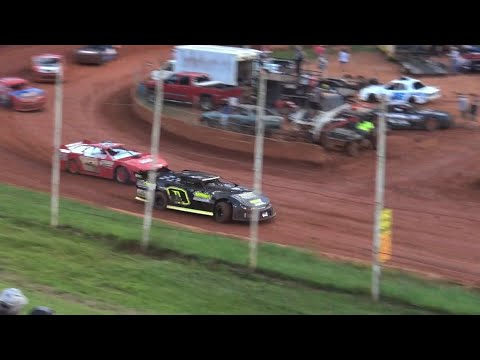 Modified Street at Winder Barrow Speedway August 28th 2021 - dirt track racing video image