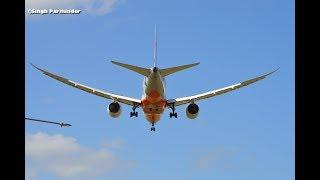 FEW TAKEOFFs MELBOURNE AIRPORT
