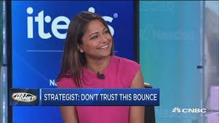 Top strategist says markets going to get worse before they get better