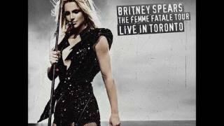 Hold It Against Me (Femme Fatale Tour Studio Version)