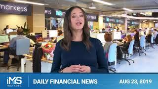 IMS-En - Daily financial news 23-08-2019
