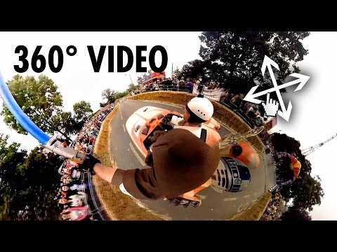 Team Soap Speeder: Red Bull Soapbox Race London 2015 | 360° POV Experience - UCblfuW_4rakIf2h6aqANefA