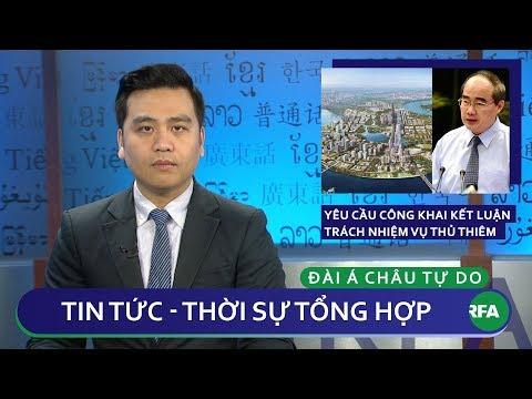 Tin nóng 24h 22/01/2019 | Bí thư thành phố HCM yêu cầu công khai kết luận trách nhiệm vụ Thủ Thiêm