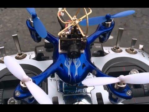 Jumper T16 Hubsan H107 C FPV GOGGLES FLIGHT FXT AKK 200 mW AIO Review - UCXP-CzNZ0O_ygxdqiWXpL1Q