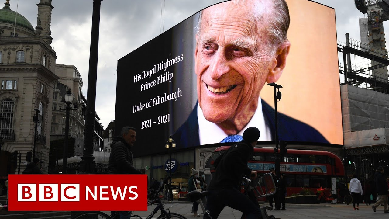 Prince Philip's Funeral to take place on 17 April – BBC News