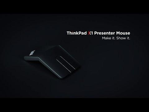 ThinkPad X1 Presenter Mouse Product Tour - UCpvg0uZH-oxmCagOWJo9p9g