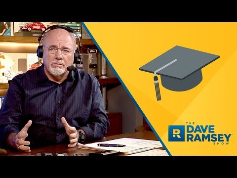 Dave Ramsey's Thoughts On Sen. Warren's Student Loan Solution