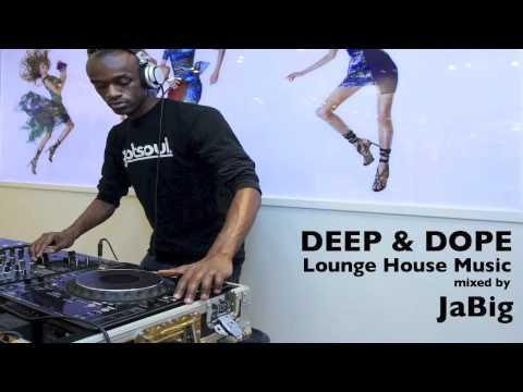 Deep Lounge House Music DJ Mix by JaBig - DEEP & DOPE MONT-ROYAL - default