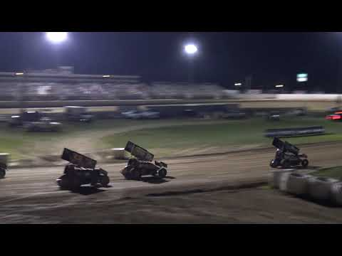 34 Raceway July 30th Heat and Feature - dirt track racing video image