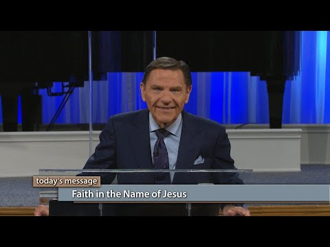 Faith in the Name of Jesus