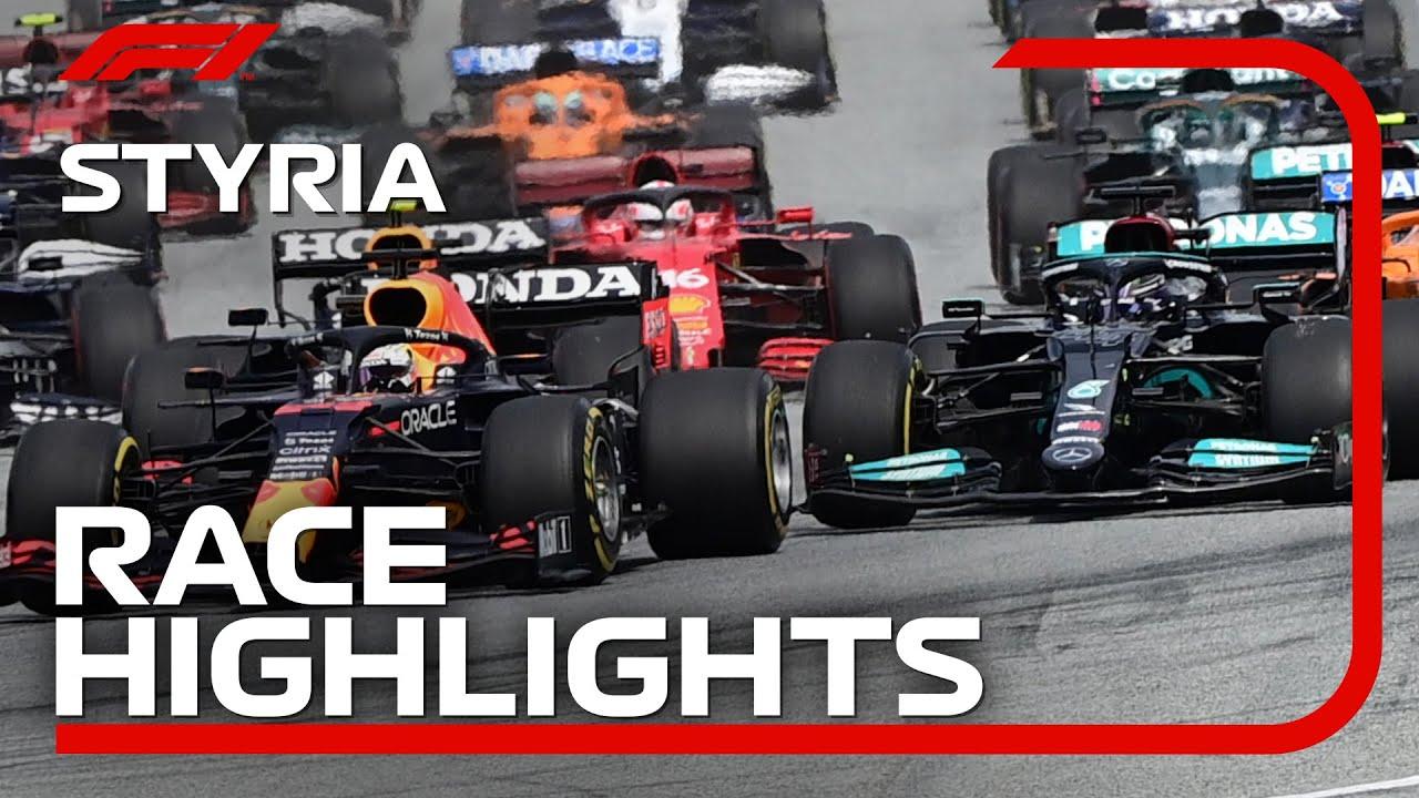 Race Highlights | 2021 Styrian Grand Prix
