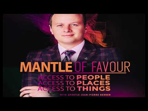 MANTLE OF FAVOUR