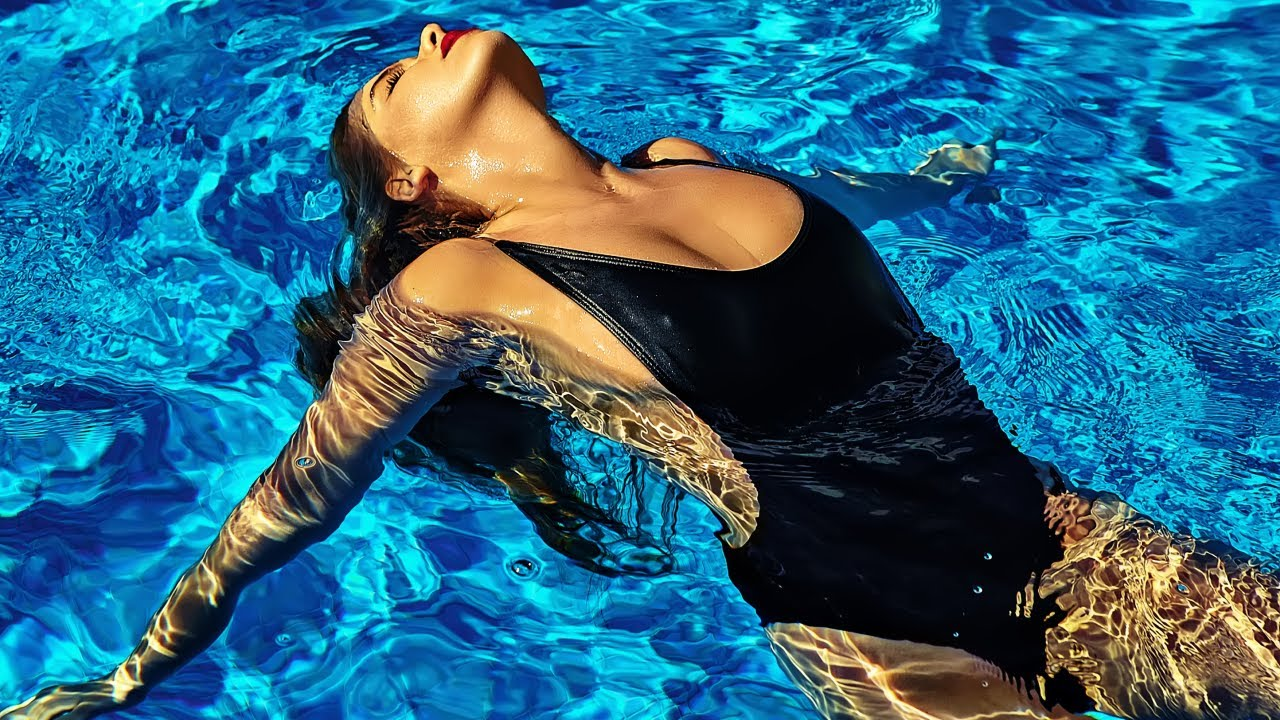 JACQUE DESIGNS SWIMWEAR / INDIGO WILD SWIM /  ASHERAH SWIMWEAR LIVE Bikini Fashion Show 2021