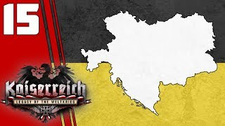 The French Countryside || Ep.15 - Kaiserreich Austria HOI4 Lets Play