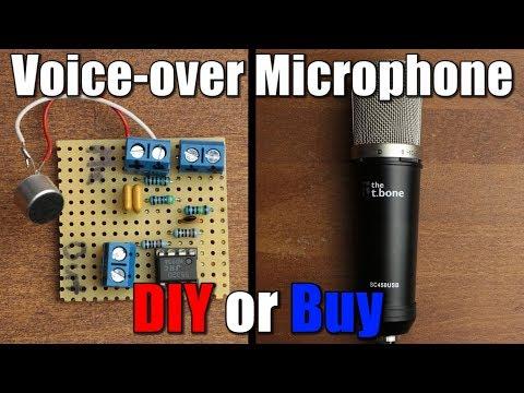 How To: Scratch Build 48V Phantom Power Supply For Condenser Mic's