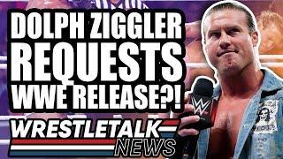 Real Reason Fiend Not On WWE TV REVEALED! Dolph Ziggler Requests WWE Release?   WrestleTalk Aug 2019