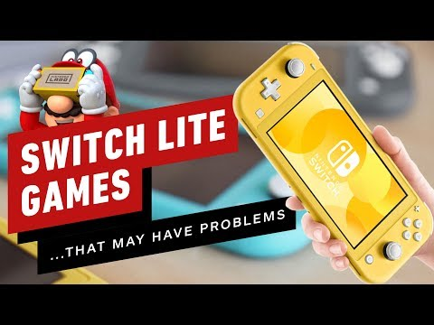 These Nintendo Switch Games May Have Problems On Switch Lite - UCKy1dAqELo0zrOtPkf0eTMw