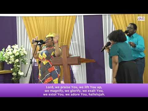 Sunday Worship Service - November 15, 2020