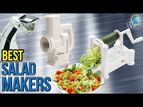 8 Best Salad Makers 2017 - UCXAHpX2xDhmjqtA-ANgsGmw