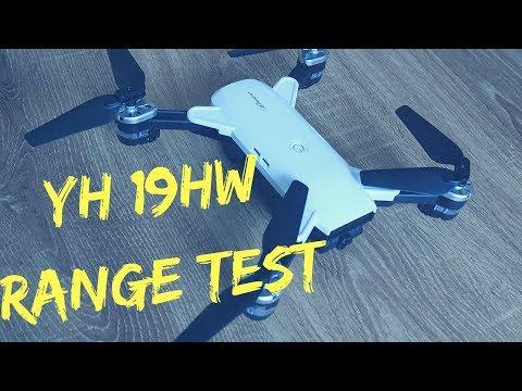 YH 19HW foldable FPV drone - Range Test of a cheap DJI Spark Clone [2018] - UCZDeyDl9zh65Zm5Tp7df0eQ