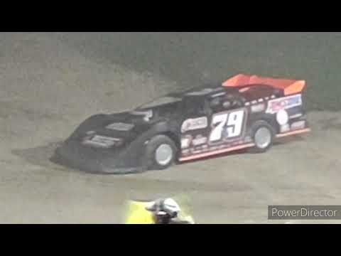 Late Model A-Main - Crystal Motor Speedway - 9-5-2021 - dirt track racing video image