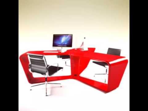Ta3le Triple Desk Office
