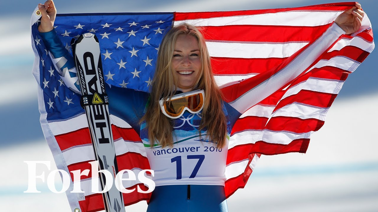 World Champion Skier Lindsey Vonn On How She Turned Her Failures Into Her Biggest Successes | Forbes