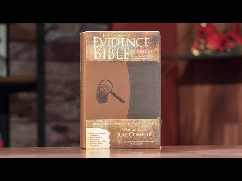 Contest: Win a FREE Evidence Bible!