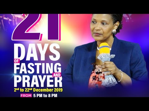 FOURSQUARE TV - DAY 16 OF 21 DAYS OF FASTING AND PRAYERS - THY KINGDOM COME