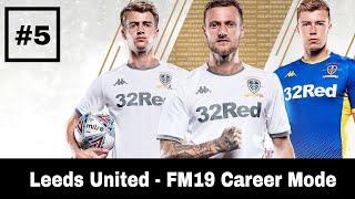 FM19 Leeds United FC v Portimonense - Friendly - Career Mode - Football Manager 2019 Lets Play