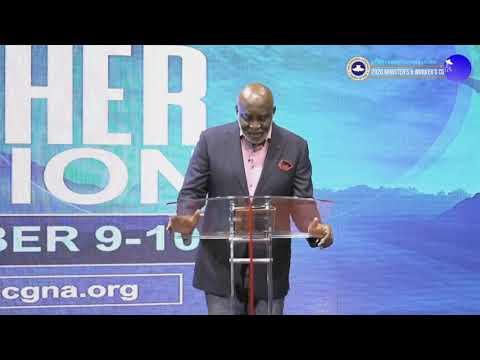 PASTOR GHANDI OLAOYE TEACHING  CHURCH MEMBERSHIP - A REAL SHIFT