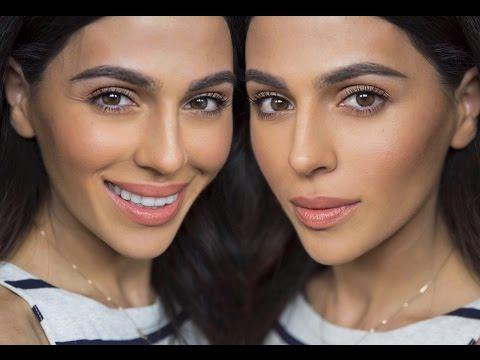 'No Makeup' Makeup Tutorial | Natural Makeup Tutorials | Teni Panosian - UCojExR87u5xNXSkrJ26ORMA