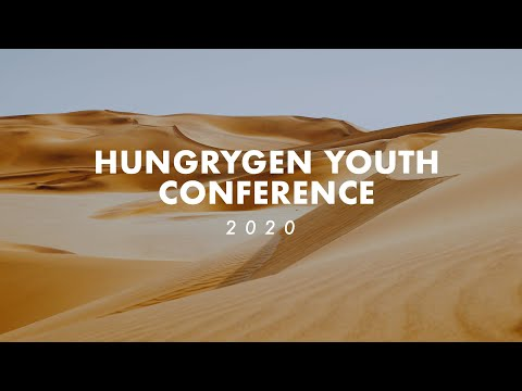 HungryGen Youth Conference 2020