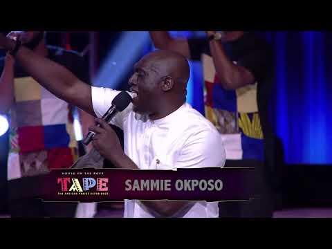 Sammie Okposo  Oluwa E Tobi  The African Praise Experience