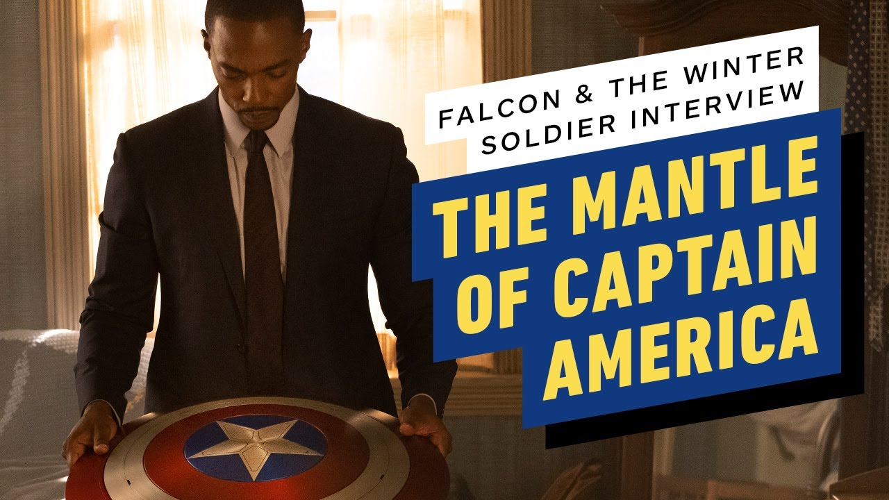 Marvel's The Falcon and The Winter Soldier Interview: The Mantle of Captain America