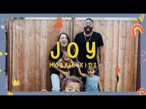 MOSAIC KIDS  Joy - Paul and Silas  Sunday, July 12