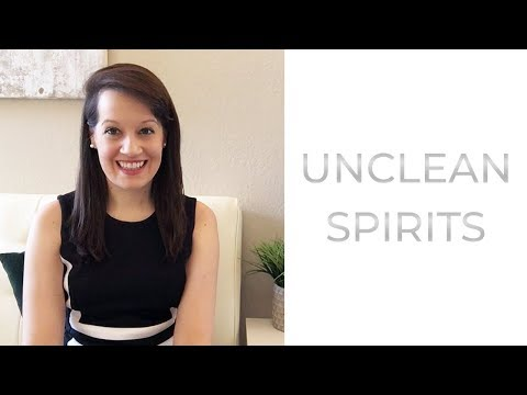 What is an Unclean Spirit?