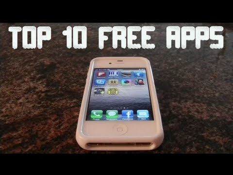 Top 10 Free Apps for iPhone/iPod Touch (2011)