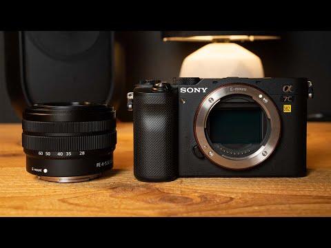 Videorecenze Sony A7C tělo