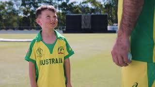 ICC Cricket World Cup 2019 - Mini interviews with Glenn Maxwell